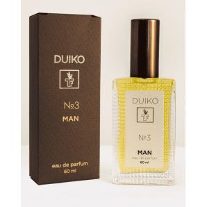 Мужские духи «DUIKO №3» - Тибетская Формула