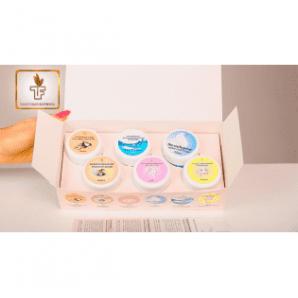ЛАУРА набор косметических кремов по уходу за кожей лица