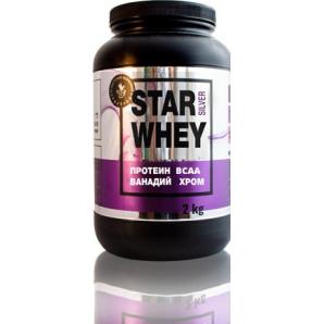 "Спортивное питание ""STAR WHEY silver"" - ТФ"