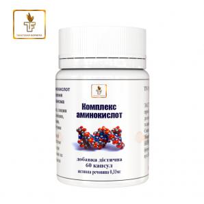 Биодобавка «Комплекс аминокислот» - Тибетская Формула