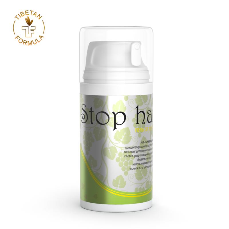 Stop hair - гель замедляющий рост волос